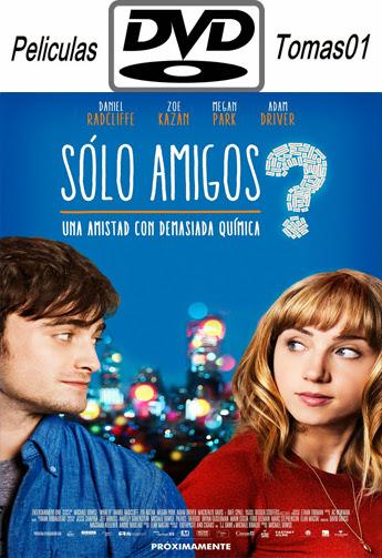 ¿Sólo Amigos? (2013) [DVDRip/Español Latino] [Comedia Romántica] [MEGA]