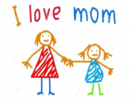 child-drawing-her-mother-mother-s-day-background-41410213