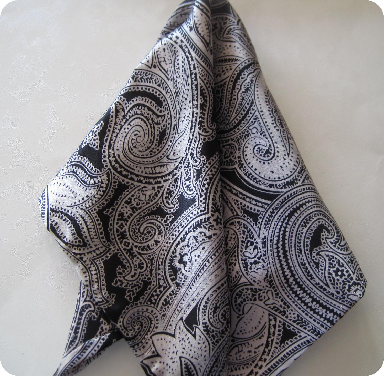 Silk Handkerchief Unisex