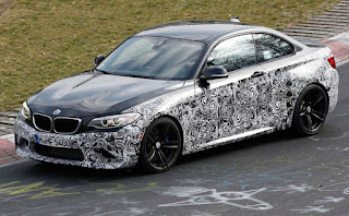 BMW M2, Bodybuildée