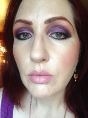 Urban Decay Vice 4 Palette Look 1_2