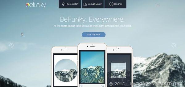 be funky online tool