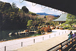 Zen Buddhist temple in Kyoto, Japan.
