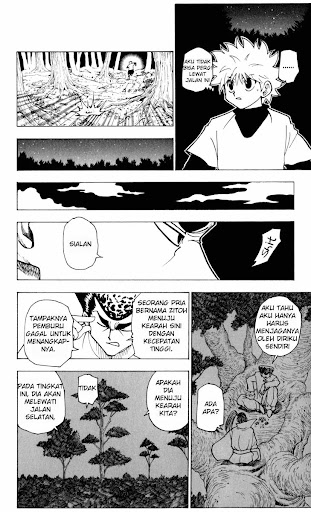 Hunter_x_Hunter 234 manga online page 6