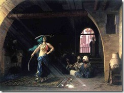 jean-leon_gerome_xx__sabre_dance_in_a_cafe_18762