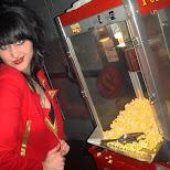 popcorn at circa nightclub in toronto in Toronto, Ontario, Canada