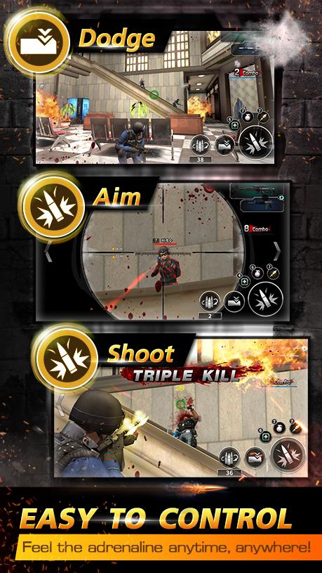 Point Blank Mobile (Unreleased) Screenshot 12