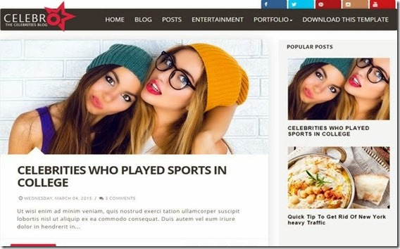 Celebro-blogger-kisisel-temasi