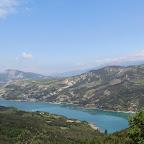 Le lac Serre-Ponçon