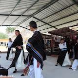 Show de dança típica  - Simbambe, Equador