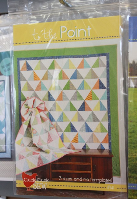 to the point quilt pattern