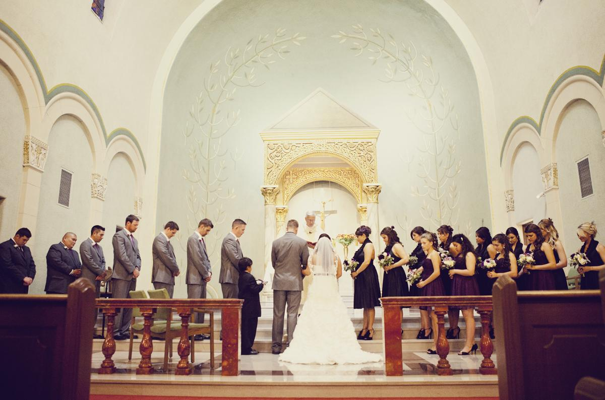 Sacramento Wedding   Portrait