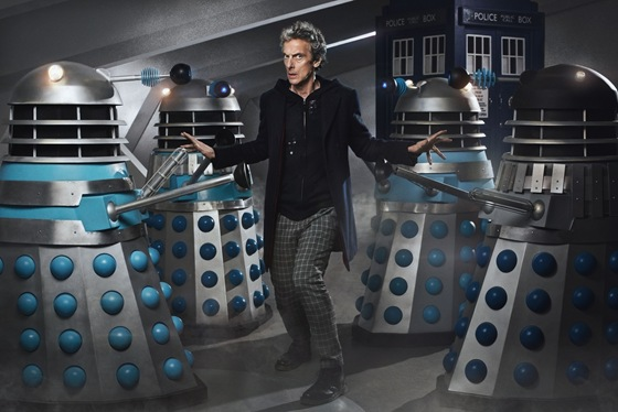 Doctor Who and the Daleks in The Witch's Familiar