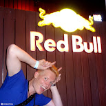 Red Bull Thre3Style at Ageha in Tokyo in Tokyo, Tokyo, Japan