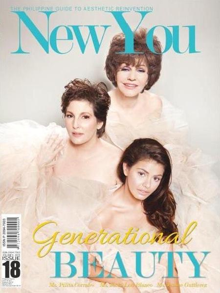Janine Gutierrez, Jackie Lou Blanco, Pilita Corales - New You