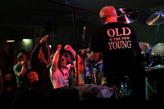 John Wright of NoMeansNo - Old is the New Young - photo by Jan Rillich