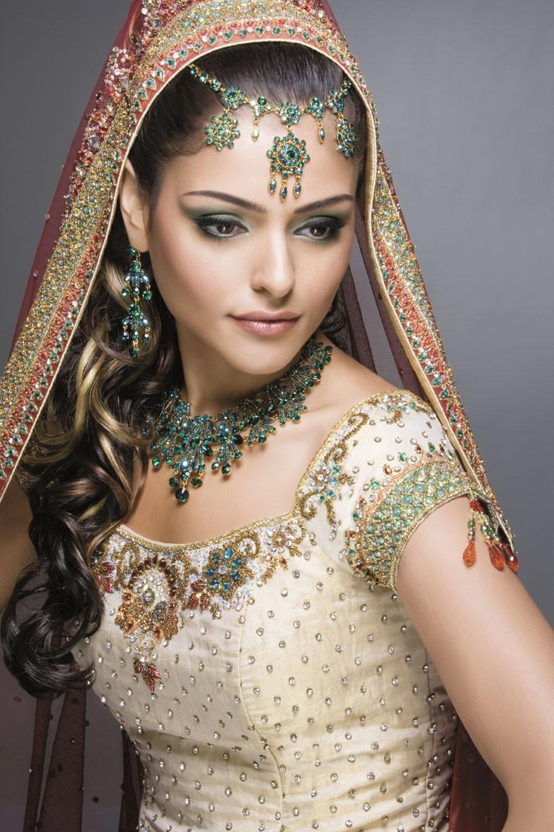 arab wedding eye make up