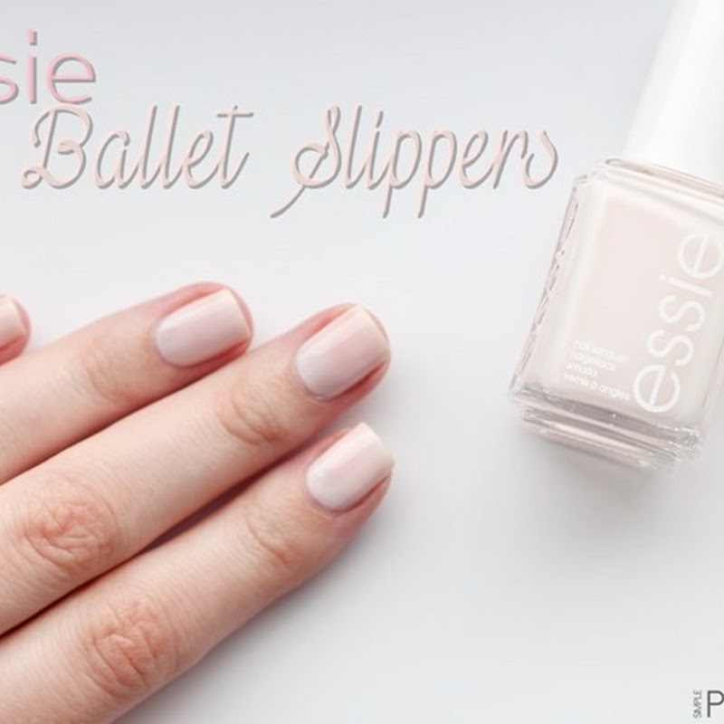 [Swatch] Essie–Ballet Slippers