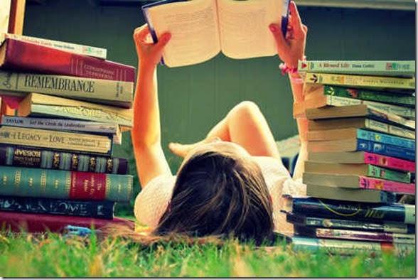 leitura de livros