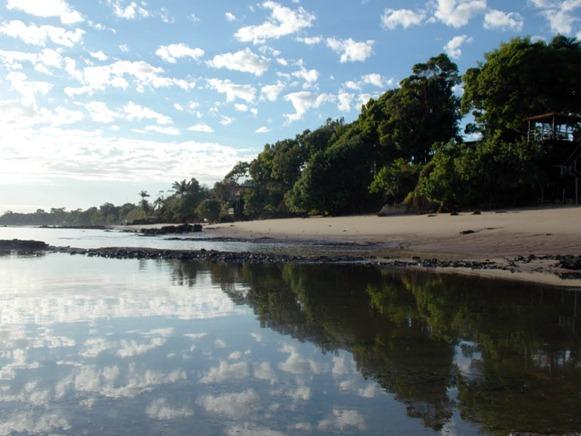 Praia do Paraiso - Ilha de Mosqueiro, Belém do Parà, fonte:Rodrigo Rolim Santos