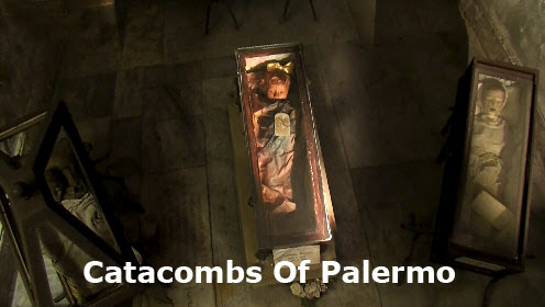 Katakumby w Palermo  / Catacombs Of Palermo (2011) PL.720p.HDTV.x264 / Lektor PL