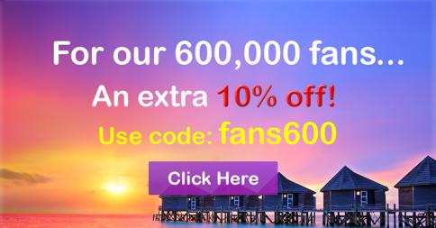 Agoda酒店少有「9折優惠碼」,名額只限首3,000個,優惠至12月17 日止。