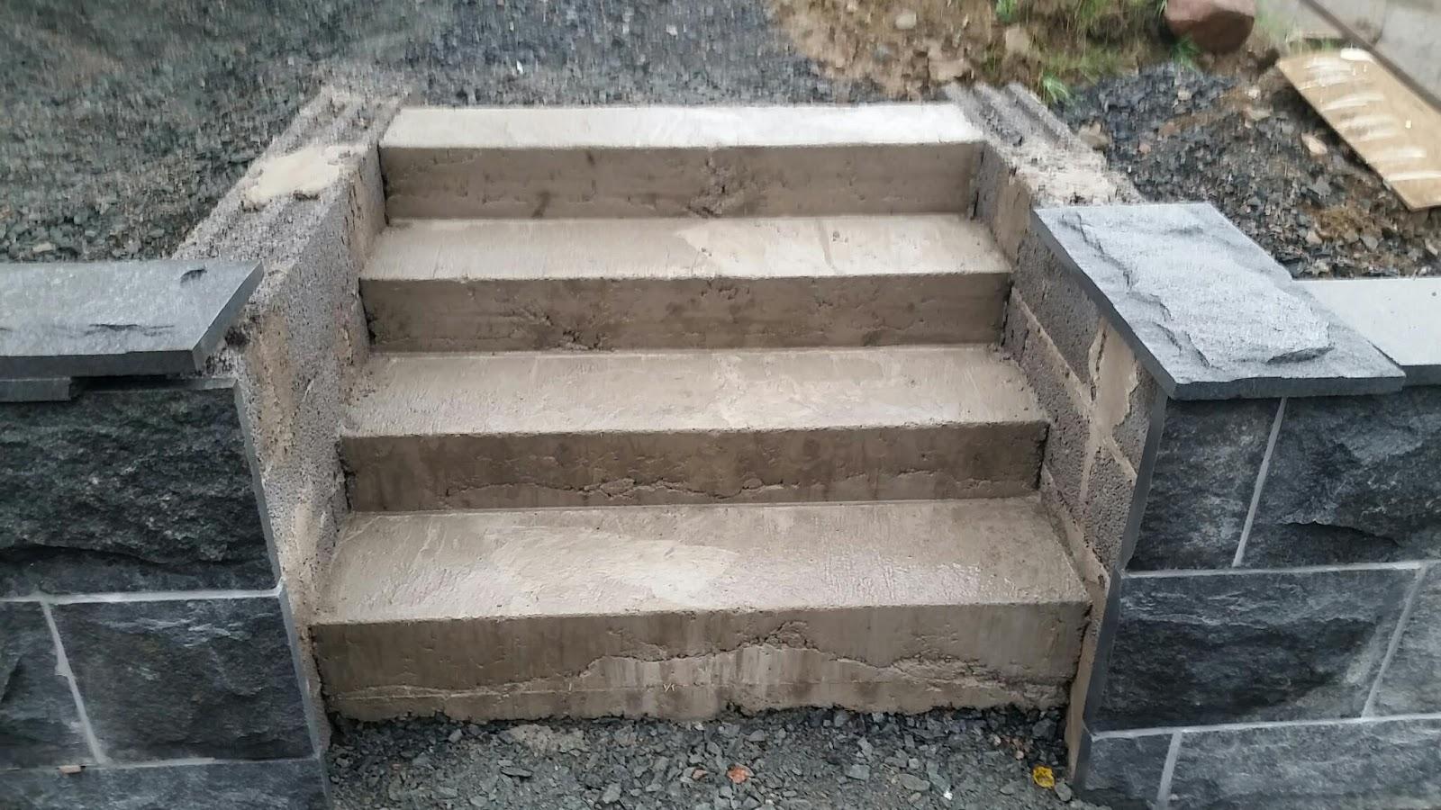 Erikslundsgatan: trappor