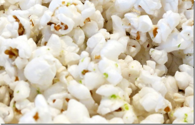 White Popcorn Lime Kettle Corn 2