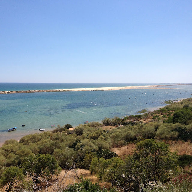 Cacela Velha, Eastern Algarve, Portugal