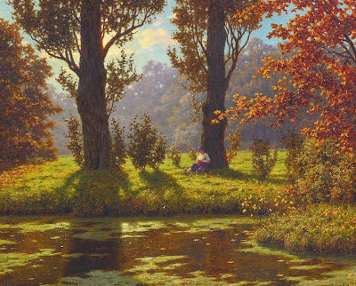 Ivan Fedorovich Choultse - A sunny afternoon