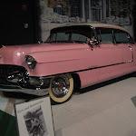 Elvis's car museum at Graceland in Memphis TN 07212012-05