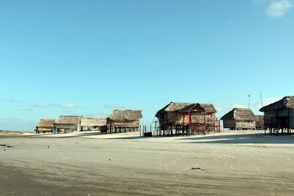 Praia da Croa Nova - Sao Joao de Pirabas, fonte: Paulinho Pinheiro