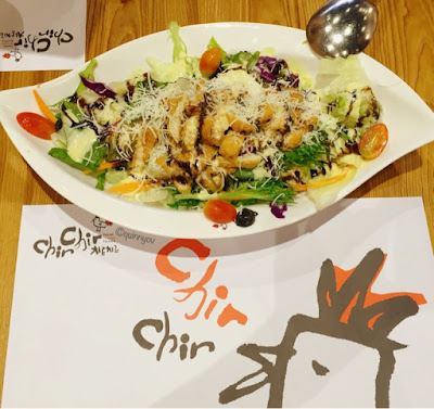 Chir Chir Chicken Salad