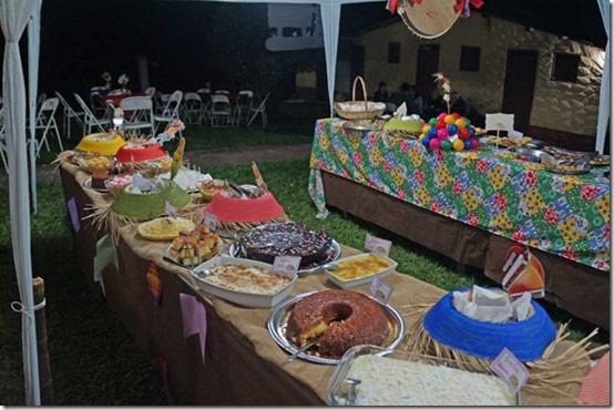 Festa Junina - Camping Dona Esmeralda - São José do Barreiro - SP 3