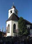 Die Kirche in St. Wolfgang (by Chloe van Gilder)
