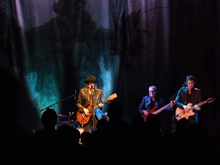 Mike Scott The Waterboys Concert Review