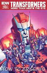 Actualización 15/05/2015: Transformers - More than Meets the Eye #40 por Darkscreamer, Byjana y Serika.