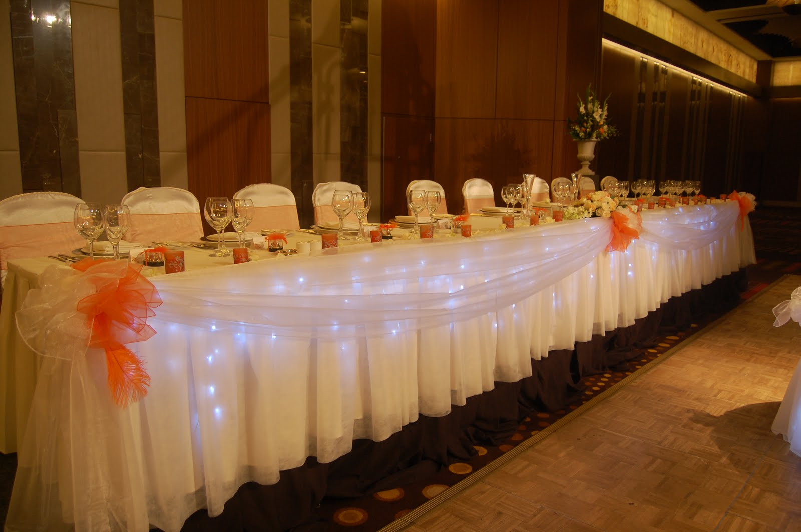 ballroom wedding reciptions