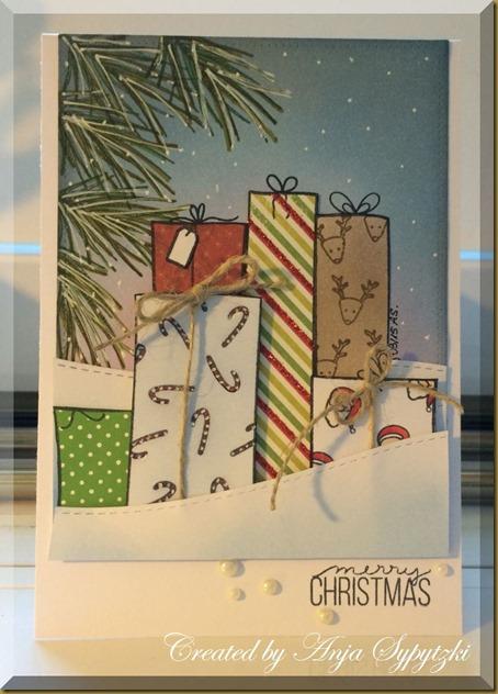 merry Christmas 2015 Geschenke