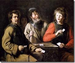 Antoine-Le-Nain-le-Nain-Brothers-Card-players