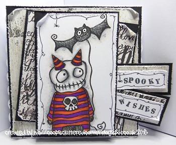 Nic - spooky birthday