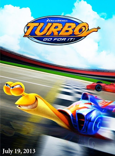 Turbo 3d - Turbo (2013)