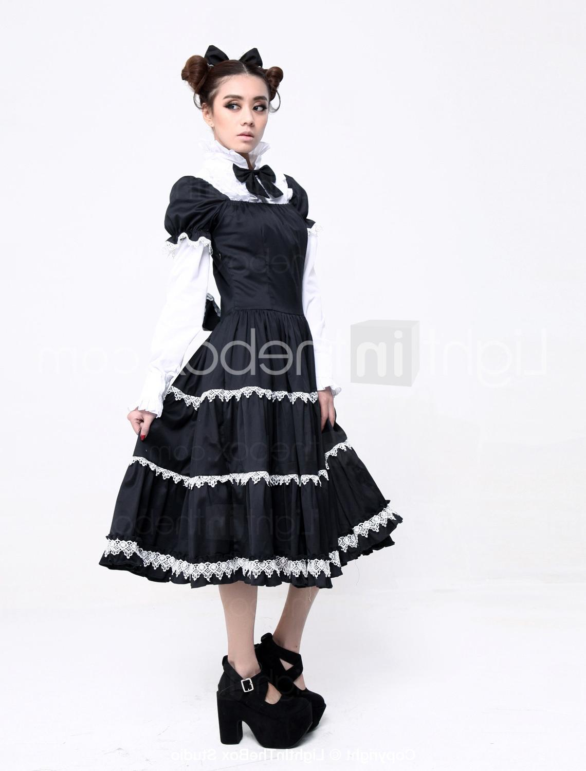 Gothic Lolita Dress with