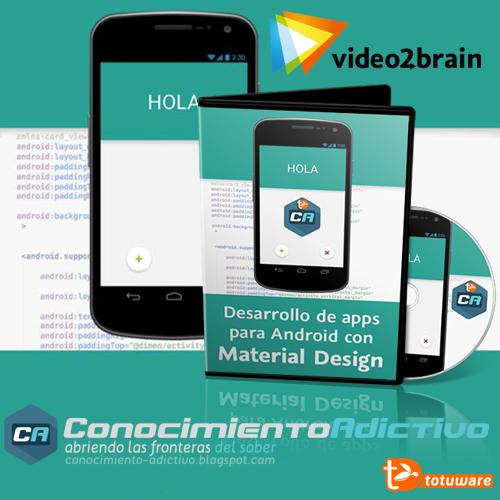 Curso desarrollo de apps para android con material design - App para disenar ...