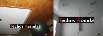 Techos en Lucena