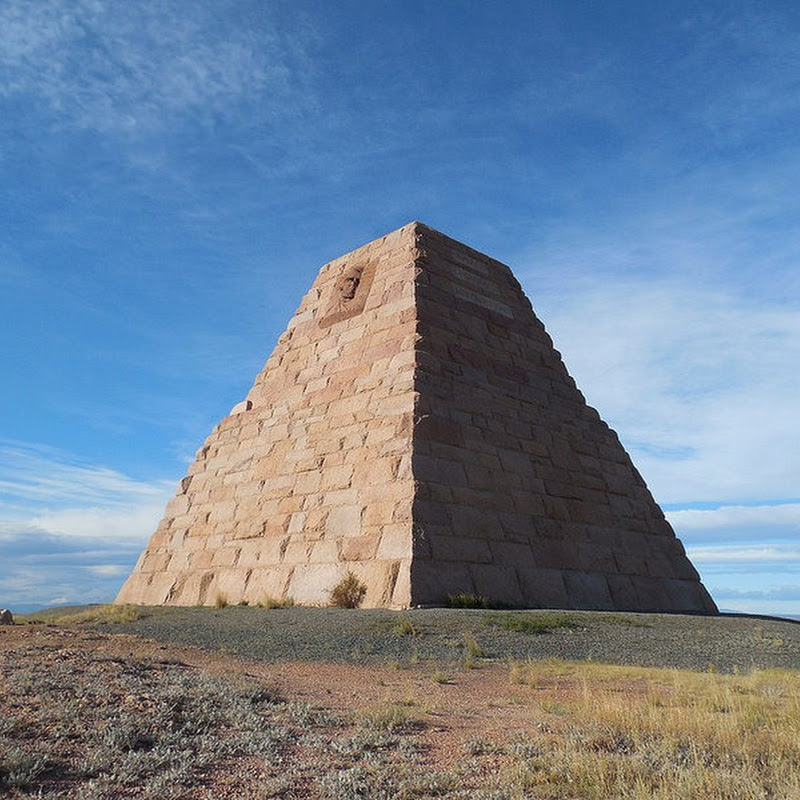 The Ames Pyramid: A Monument to The Forgotten Brothers
