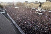 Folla immensa