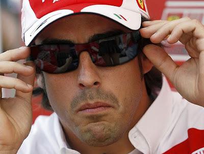 Фернандо Алонсо и очки на Гран-при Европы 2011