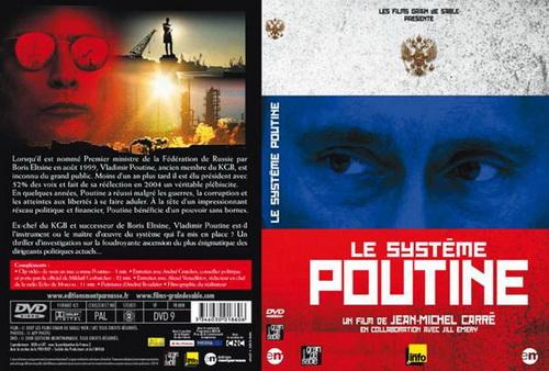 System Putina / Le systeme Poutine (2007) PL.TVRip.XviD / Lektor PL