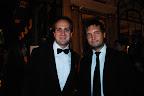 Julian Arostegui (VP Cerro Bayo) y Diego Michard (Branding Ideas)